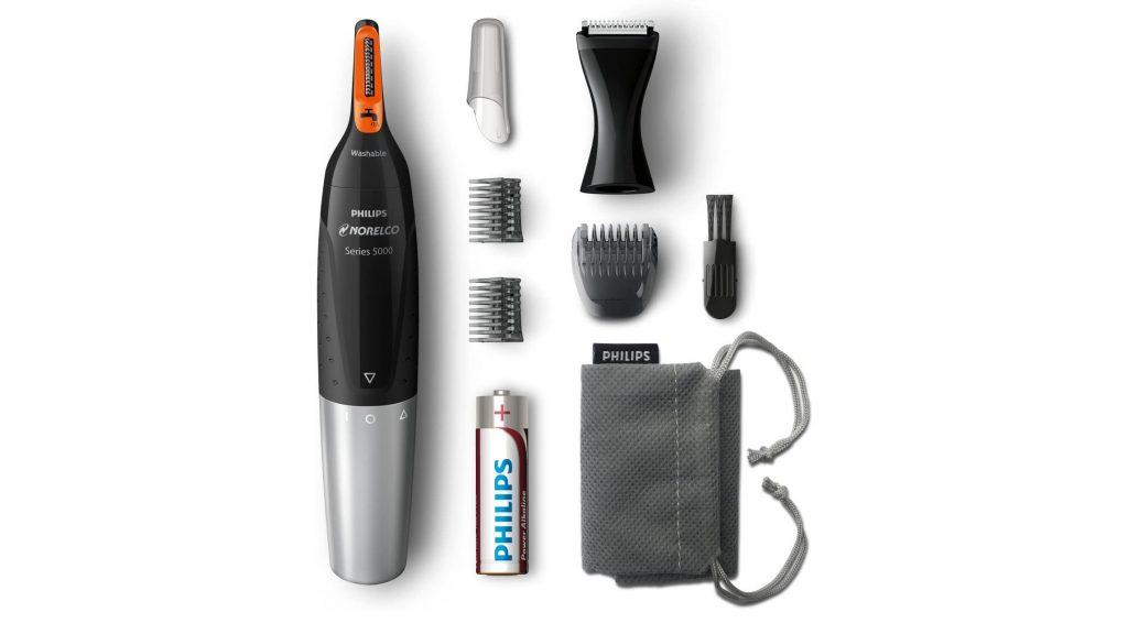 best Philips hair trimmer for men nose ear