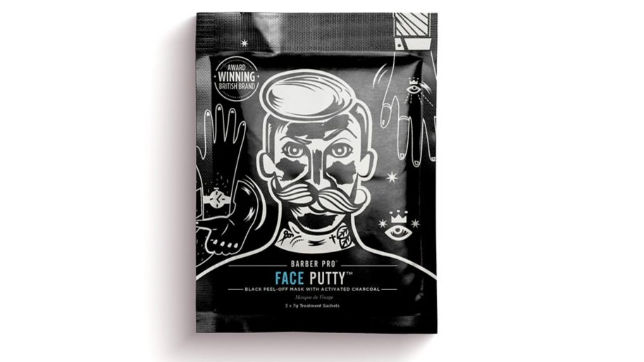 Barber Pro Face Putty Face Mask