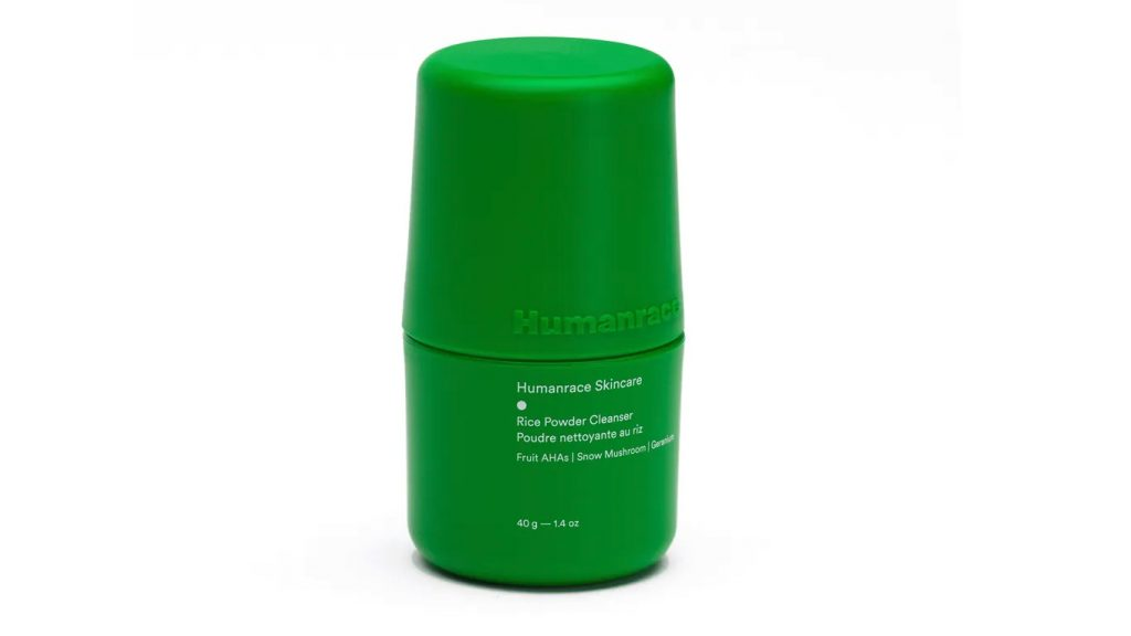 Humanrace skincare pharrell Rice Powder Cleanser