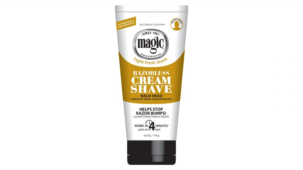 Magic Cream Shave hair removal for men bald head