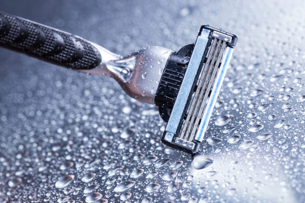 Top tips for shaving with a multi-blade razor